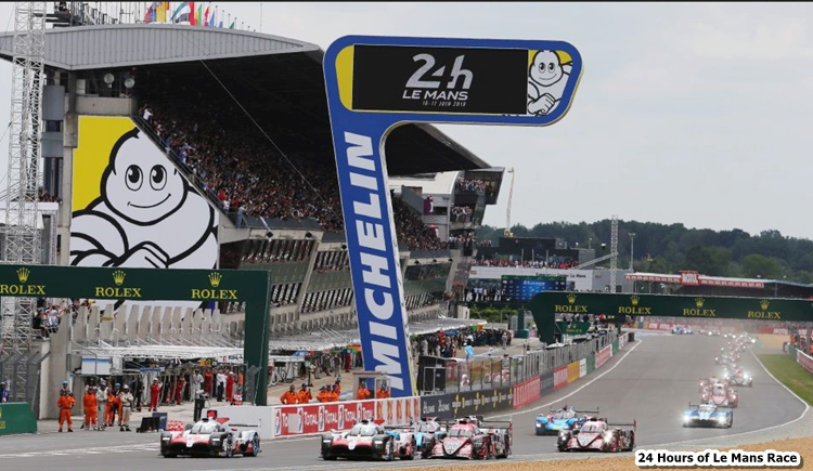 24 Hours of Le Mans Race 2020