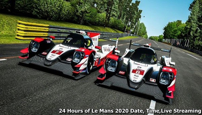 24 Hours of Le Mans 2020 Date, Time,Live Streaming